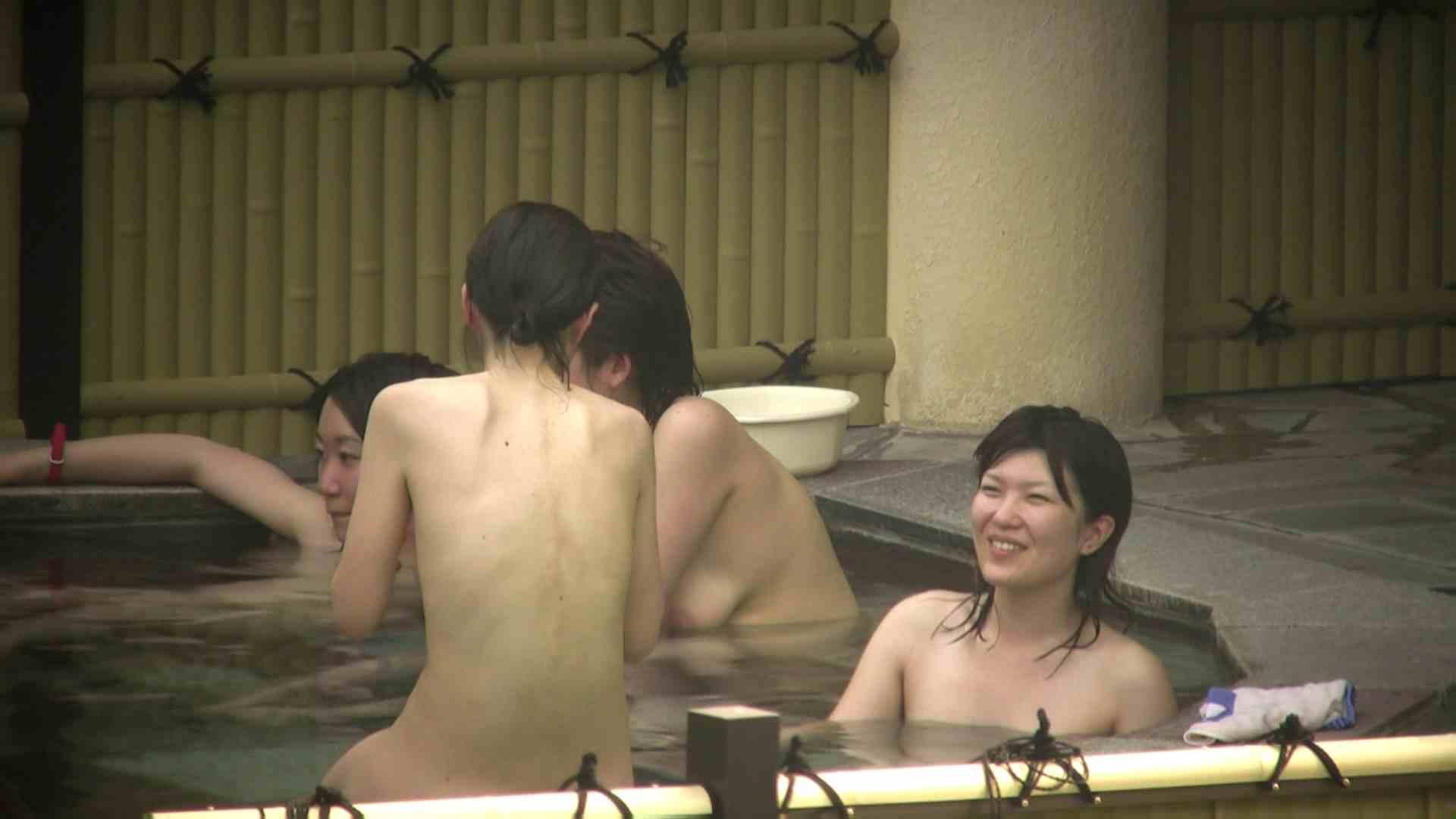 高画質露天女風呂観察 vol.025 入浴 | 露天  80画像 22