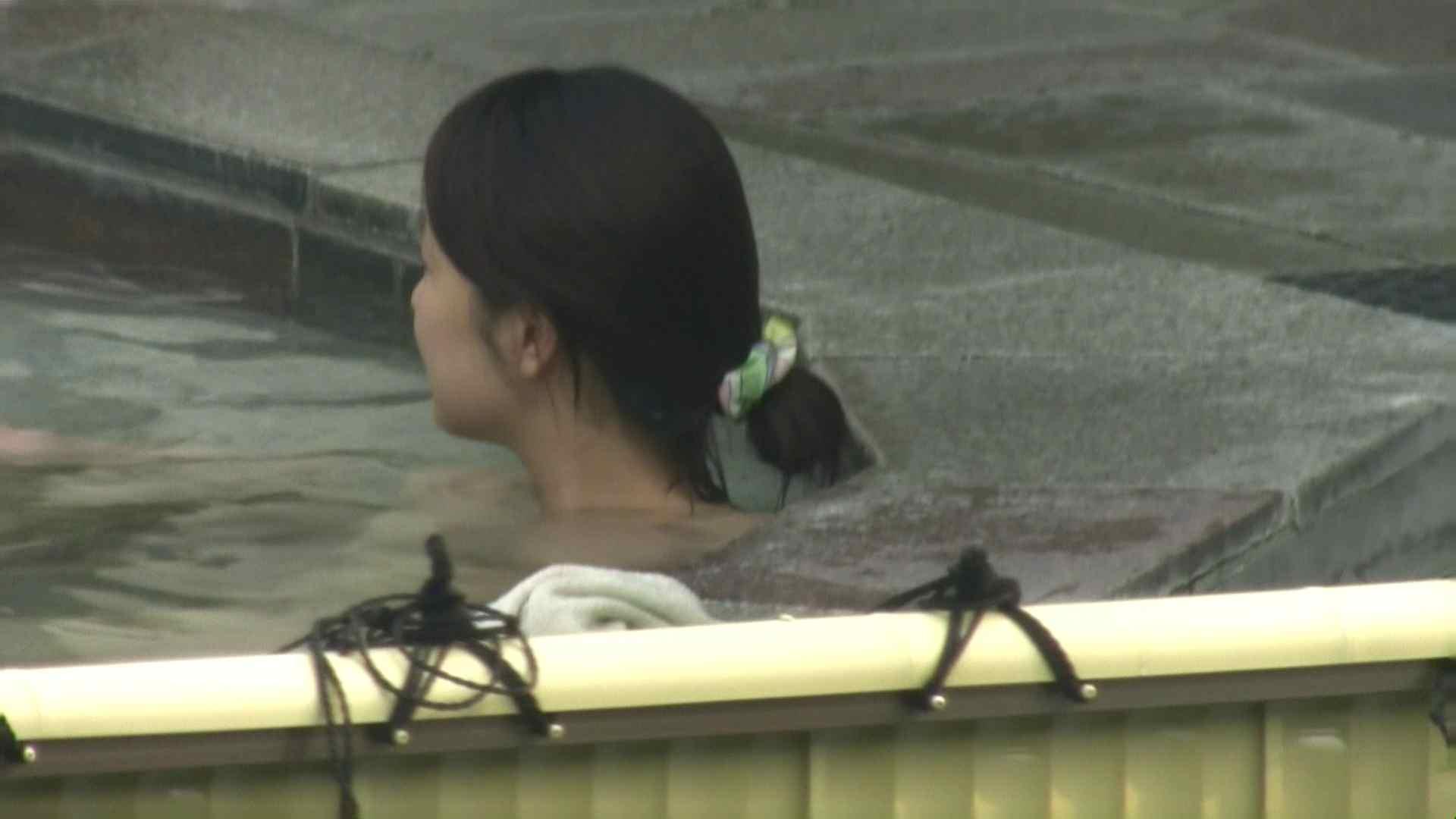 高画質露天女風呂観察 vol.030 乙女   望遠  53画像 22