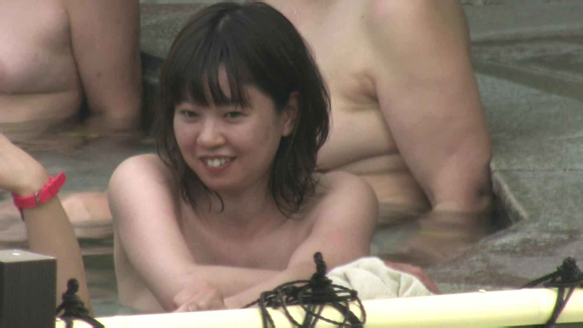 高画質露天女風呂観察 vol.030 乙女  53画像 49