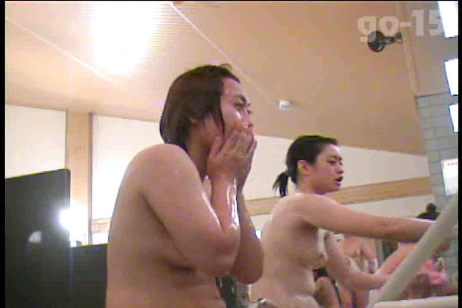 厳選潜入女風呂 No.15 盗撮  109画像 108