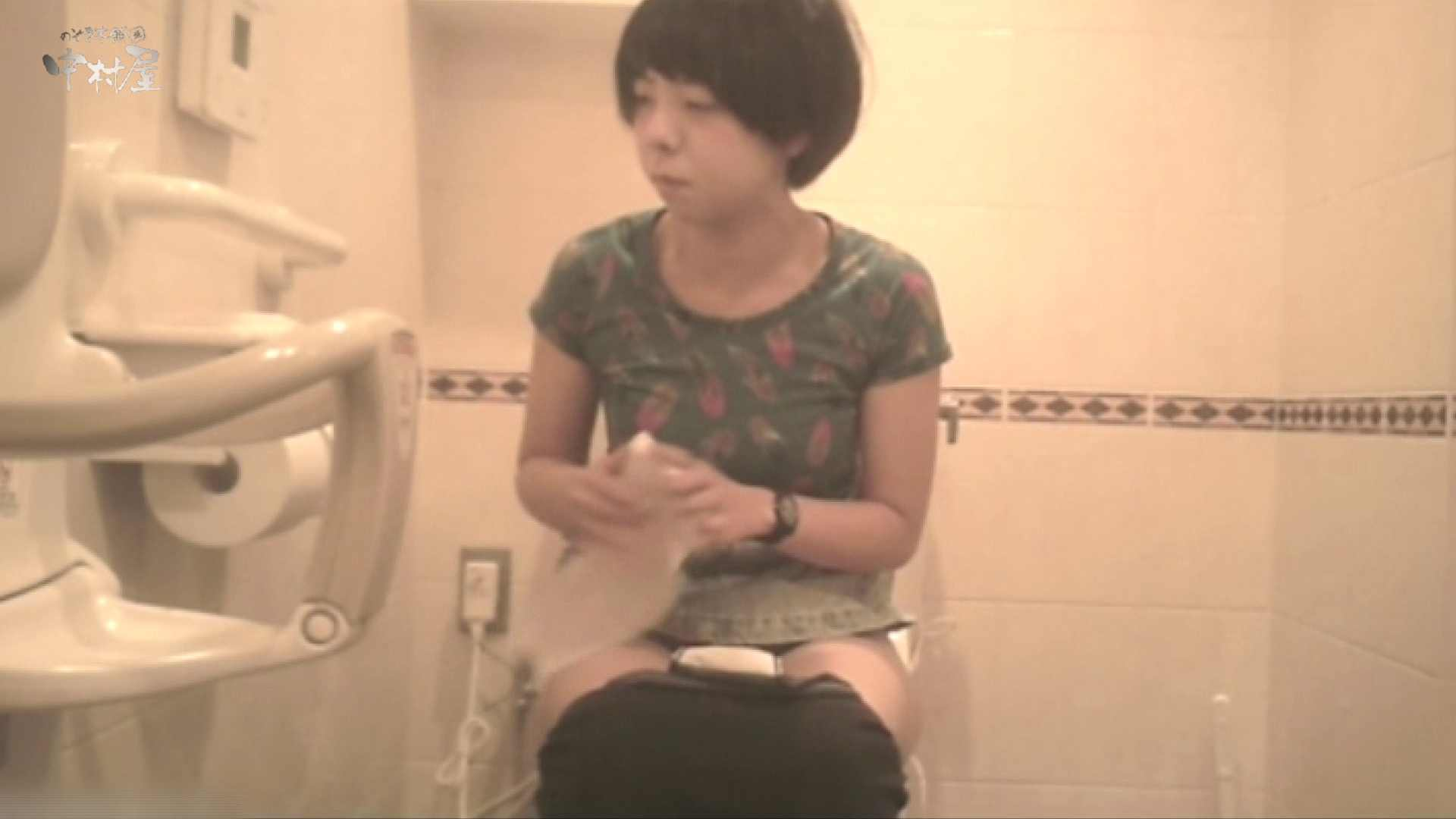 ティーンガールのトイレ覗き‼vol.10 女子大生 隠し撮りおまんこ動画流出 68画像 54