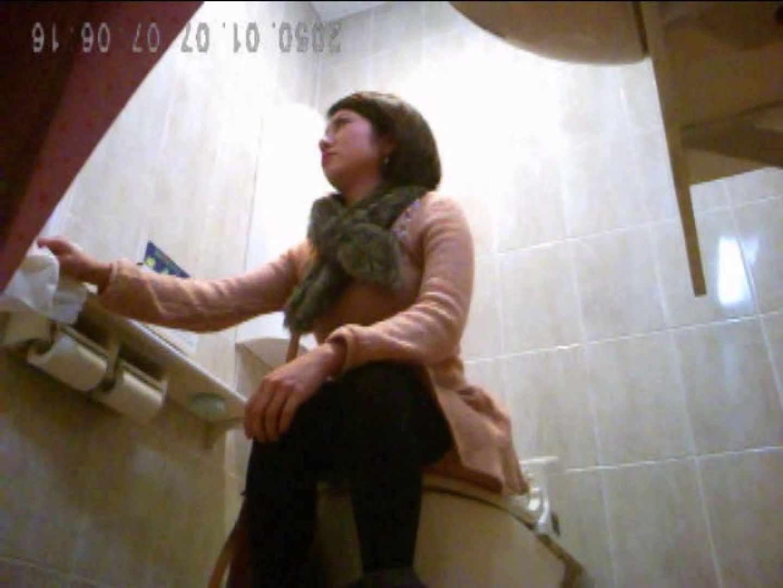 コンビニ店長投稿!ローそン某国立大学前店トイレ盗撮vol.16 お姉さんヌード のぞき動画画像 87画像 3