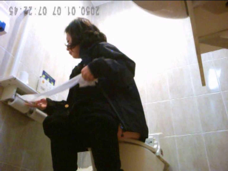 コンビニ店長投稿!ローそン某国立大学前店トイレ盗撮vol.16 お姉さんヌード のぞき動画画像 87画像 39