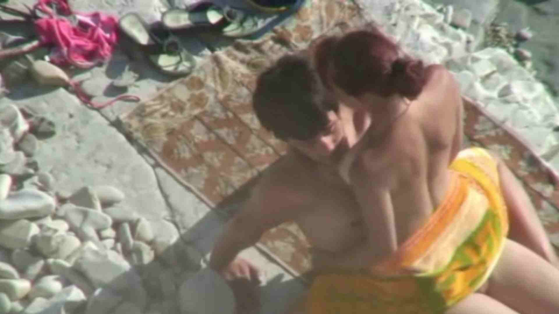 SEX ON THE BEACHvol.1 SEX オマンコ動画キャプチャ 68画像 14