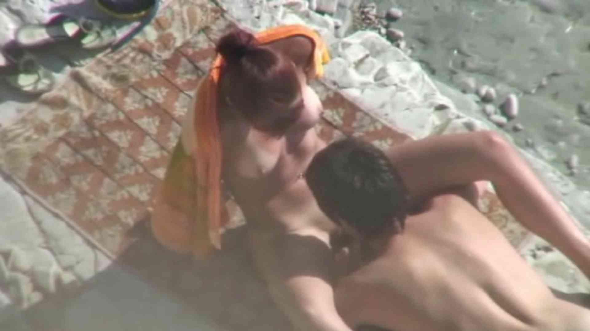 SEX ON THE BEACHvol.1 SEX オマンコ動画キャプチャ 68画像 22