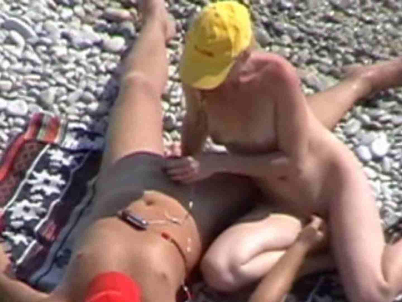 SEX ON THE BEACHvol.2 OLセックス 盗み撮りオマンコ動画キャプチャ 105画像 74