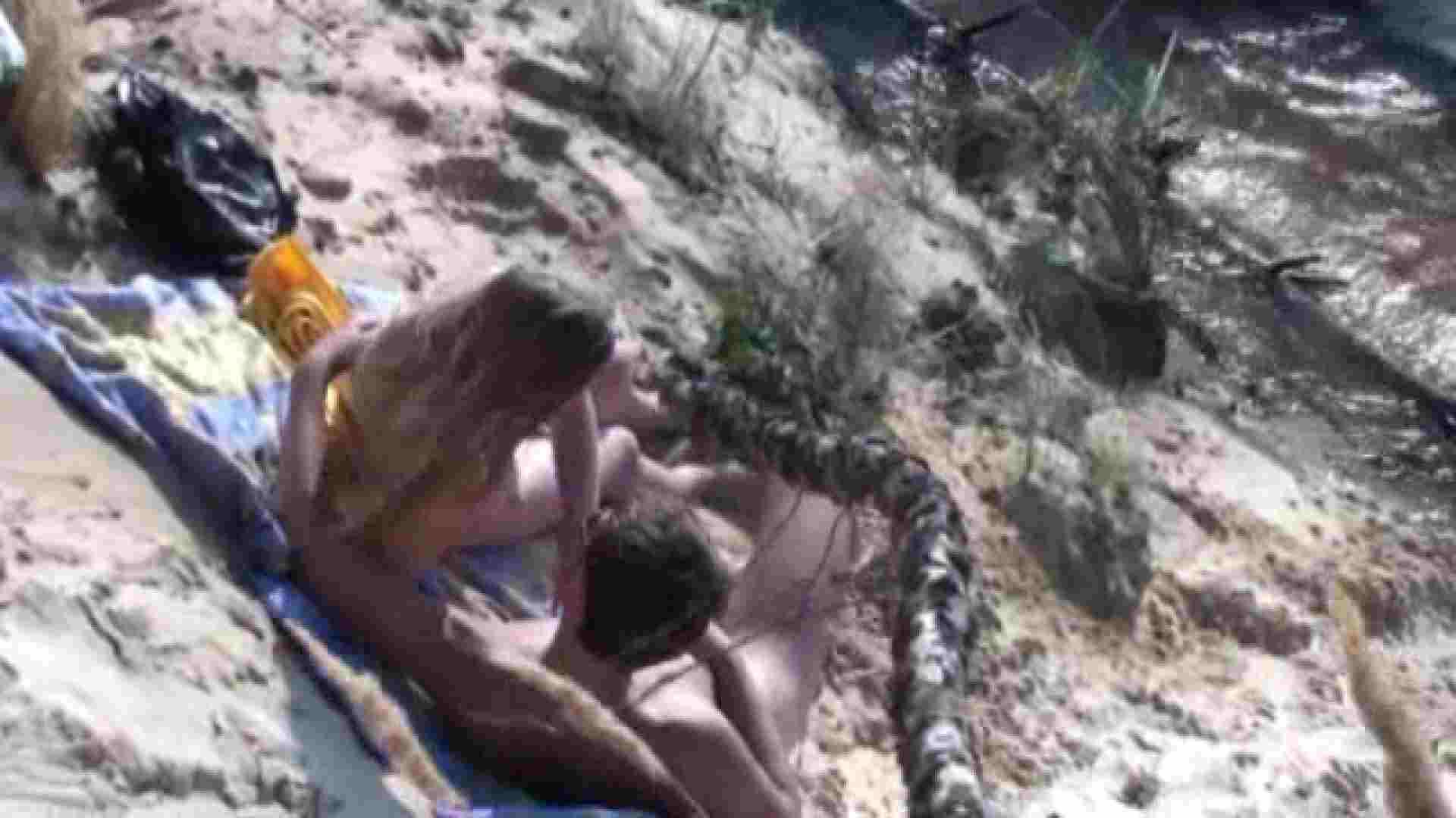 SEX ON THE BEACHvol.7 パイパン オマンコ動画キャプチャ 74画像 23