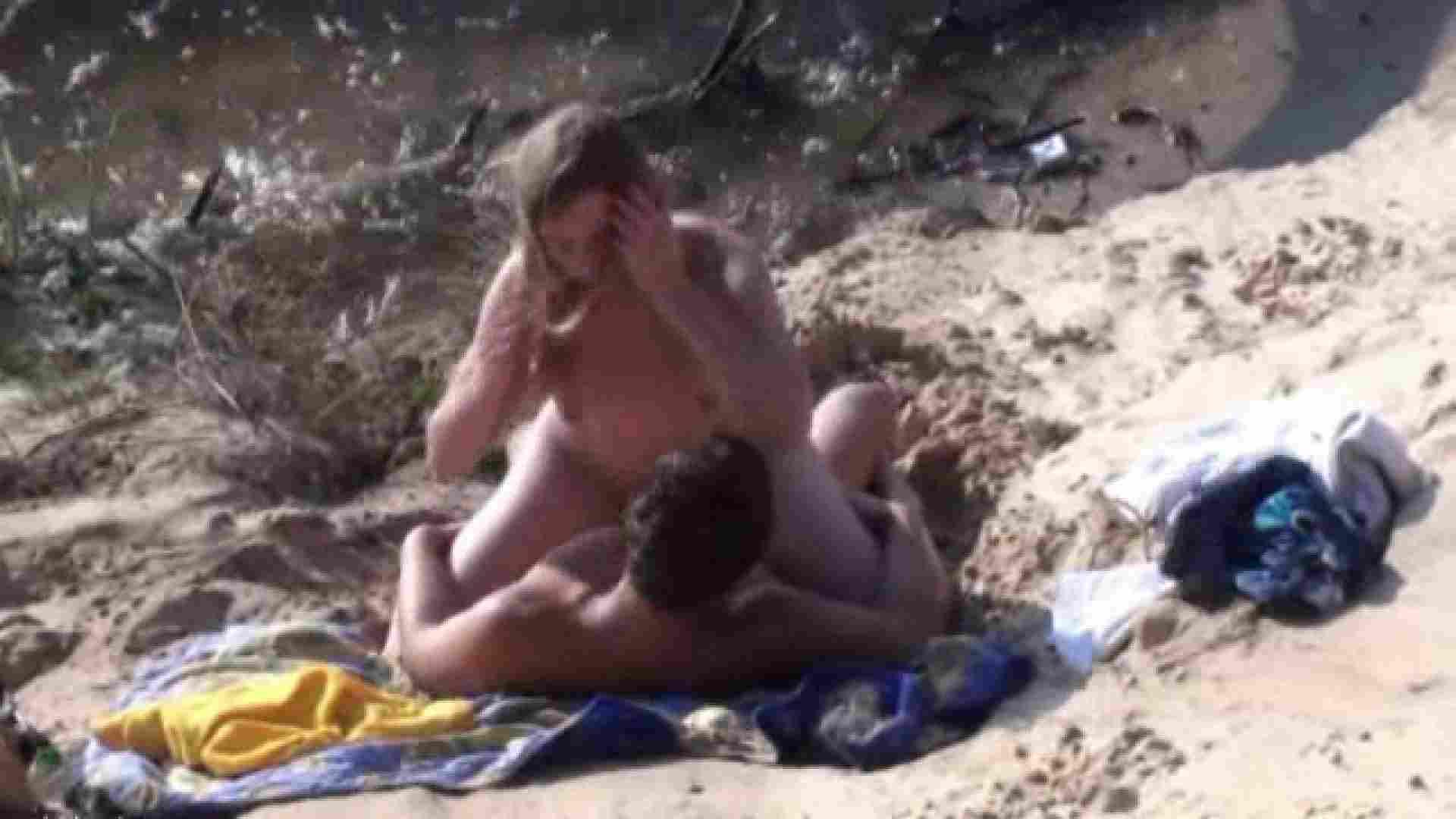 SEX ON THE BEACHvol.7 パイパン オマンコ動画キャプチャ 74画像 71