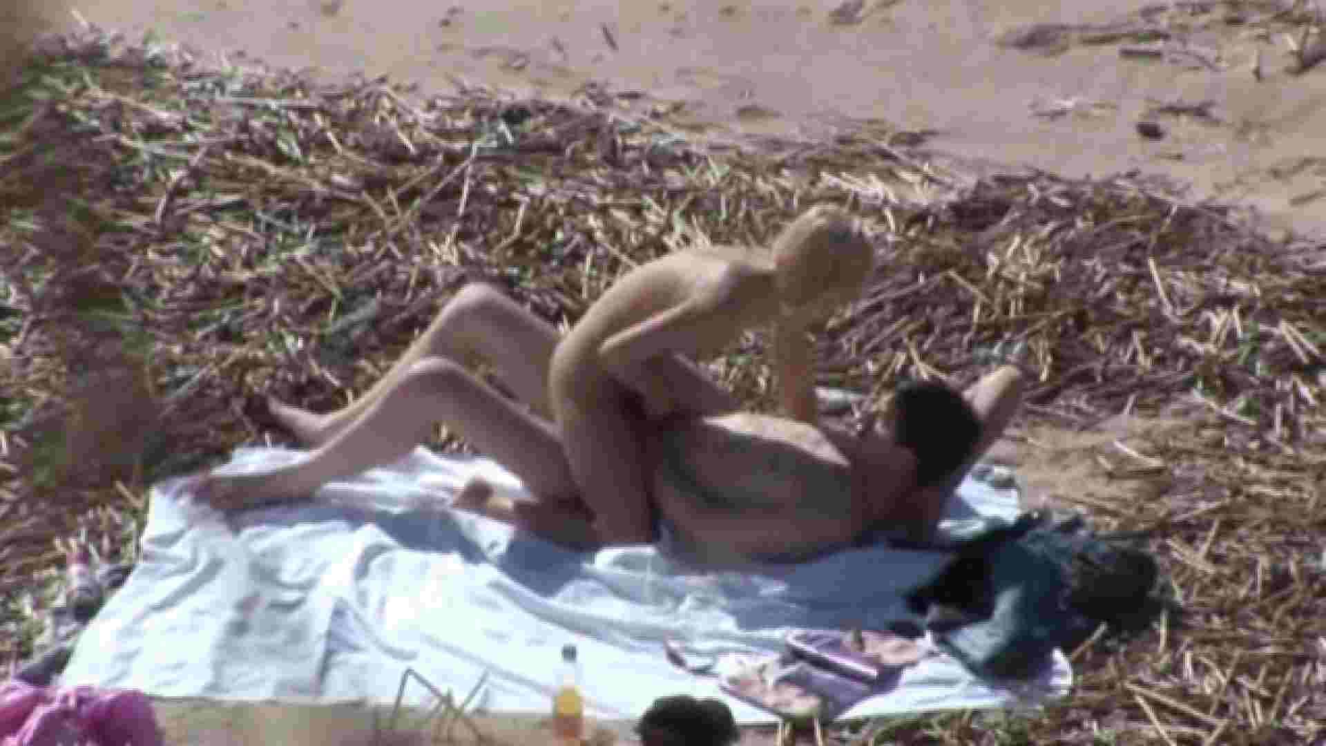 SEX ON THE BEACHvol.8 OLセックス 覗きぱこり動画紹介 52画像 50
