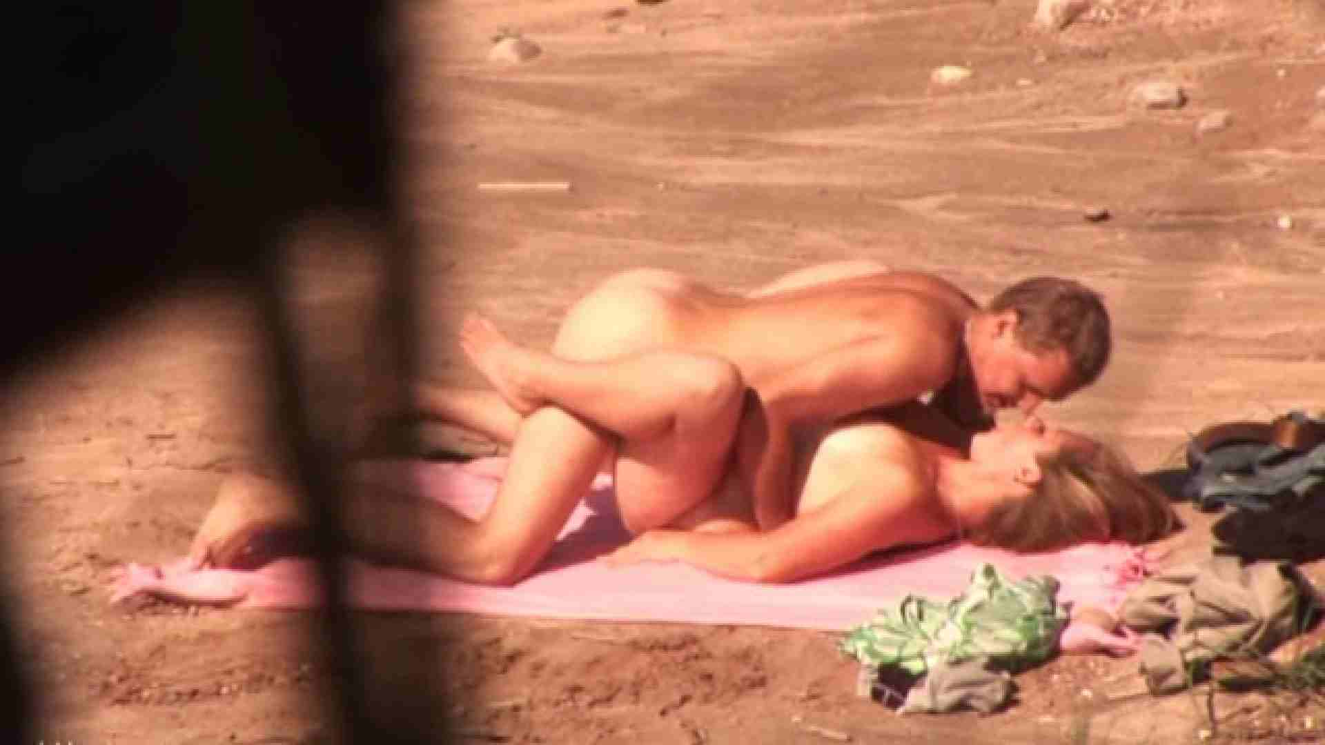 SEX ON THE BEACHvol.9 OLセックス 盗撮動画紹介 95画像 10