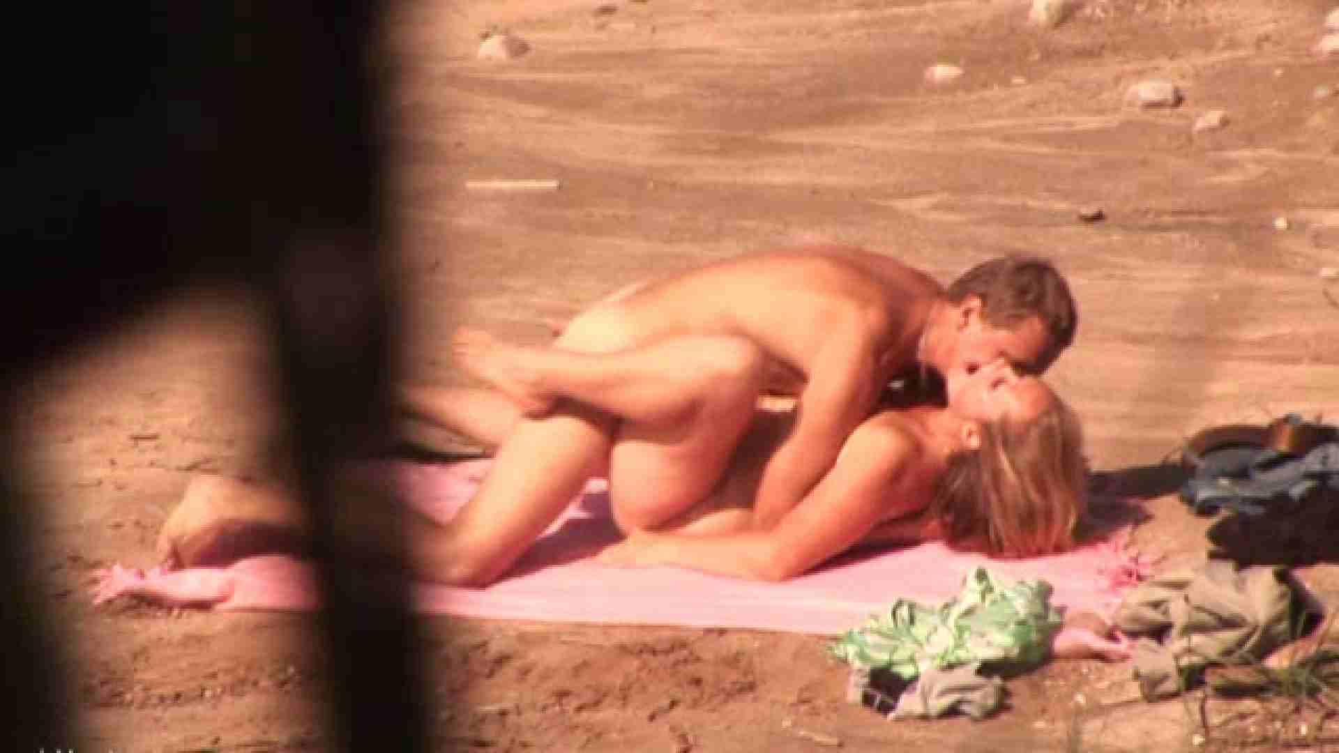 SEX ON THE BEACHvol.9 セックス オマンコ動画キャプチャ 95画像 11