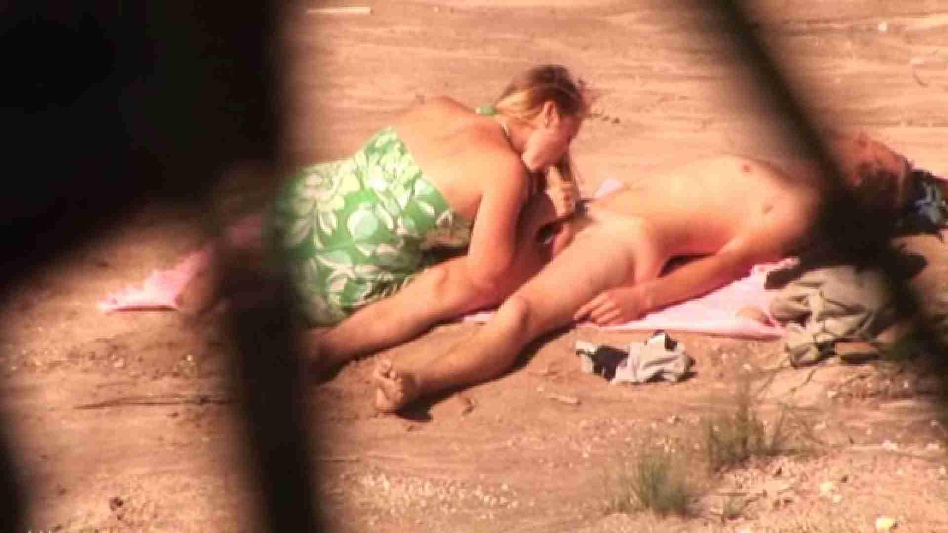 SEX ON THE BEACHvol.9 セックス オマンコ動画キャプチャ 95画像 31