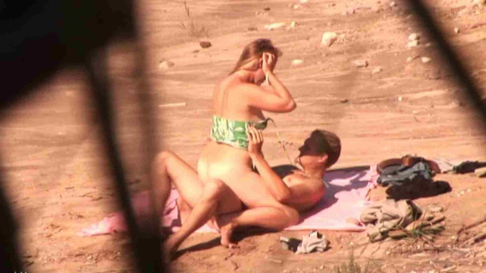 SEX ON THE BEACHvol.9 セックス オマンコ動画キャプチャ 95画像 43