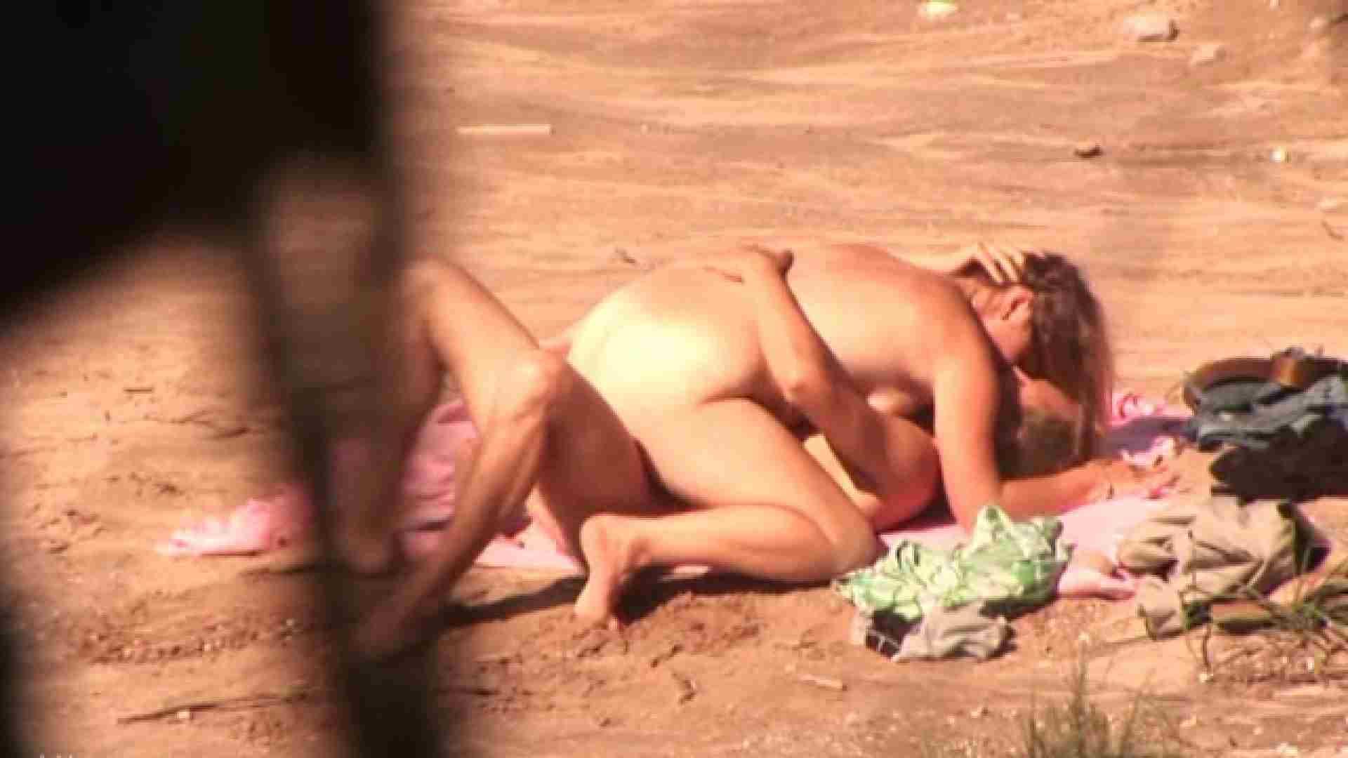 SEX ON THE BEACHvol.9 セックス オマンコ動画キャプチャ 95画像 75