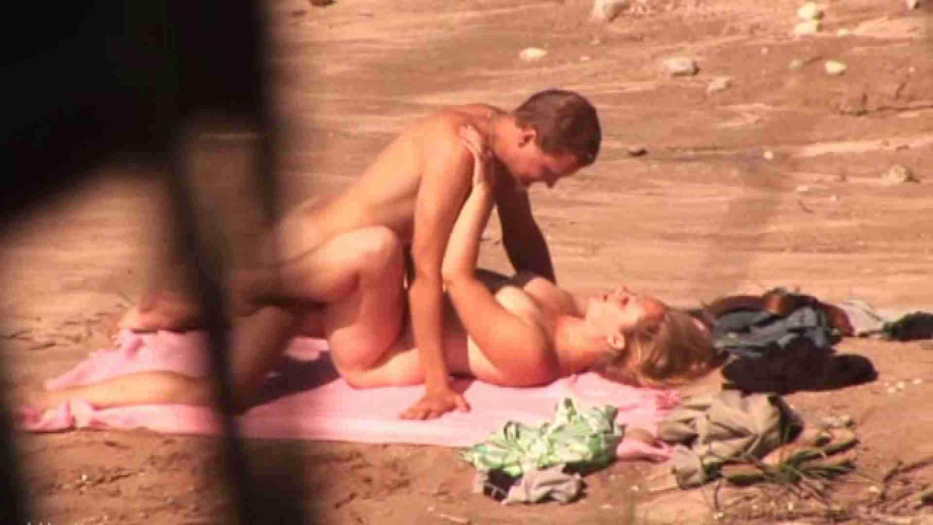 SEX ON THE BEACHvol.9 セックス オマンコ動画キャプチャ 95画像 83