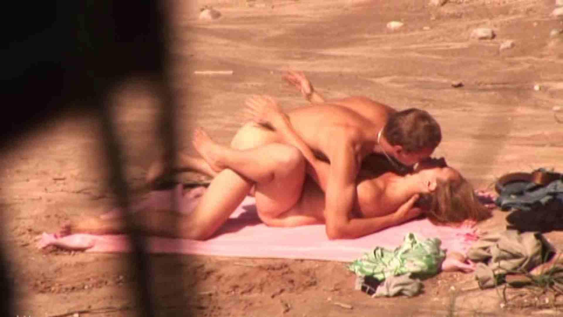 SEX ON THE BEACHvol.9 セックス オマンコ動画キャプチャ 95画像 95
