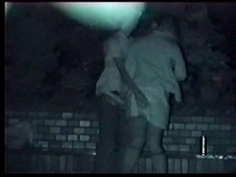 赤外線野外盗撮ファイル カップル のぞき動画画像 51画像 4