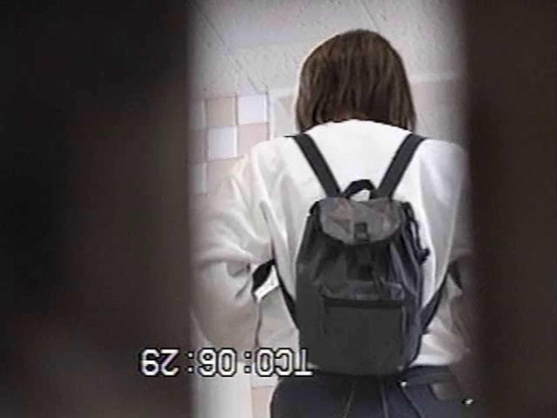 無修正エロ動画 秘宝伝厠盗撮録! 潜入編 お顔バッチリ! のぞき本舗 中村屋