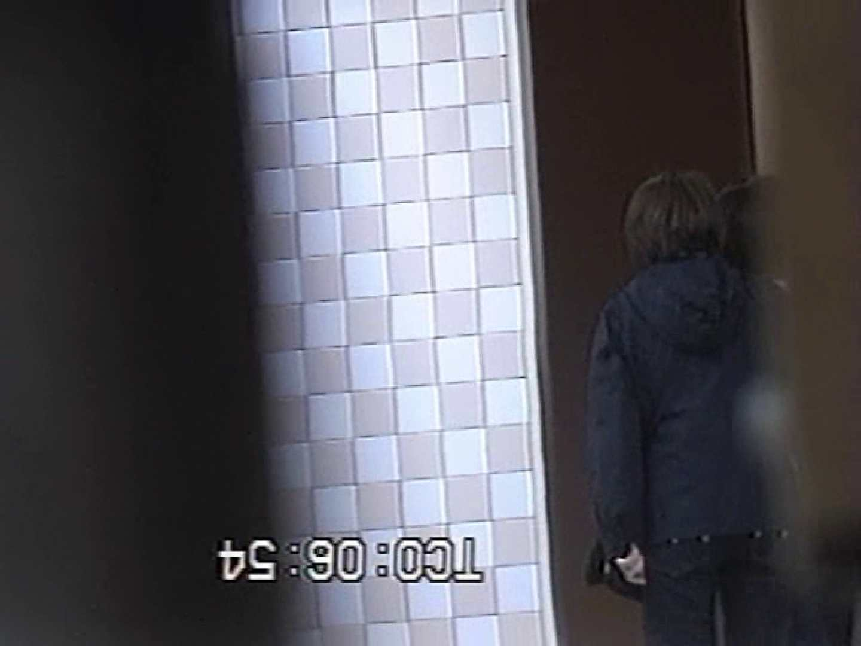 秘宝伝厠盗撮録! 潜入編 お顔バッチリ! リアル黄金水 おめこ無修正画像 48画像 40