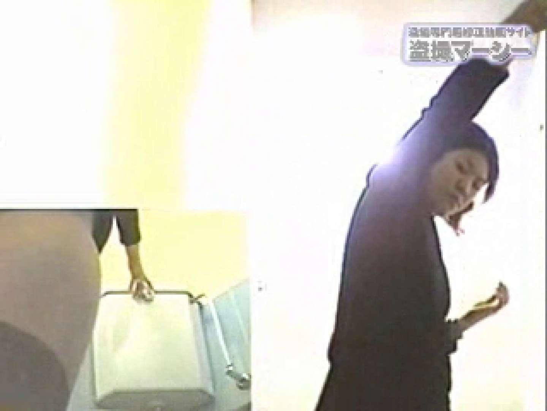 洗面所恥美女ん!コギャル達のブリブリブ~~! マルチアングル 盗み撮りオマンコ動画キャプチャ 91画像 17