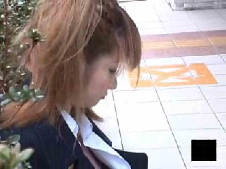 制服女子!!街頭乳首ウォッチング チラ 盗撮アダルト動画キャプチャ 81画像 10