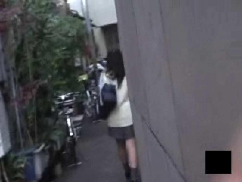 制服女子!!街頭乳首ウォッチング 巨乳 隠し撮りおまんこ動画流出 81画像 67