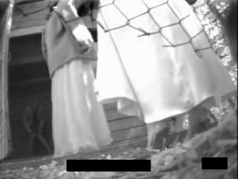 白人さんの野外排せつ盗撮vol.2 野外 セックス画像 68画像 35