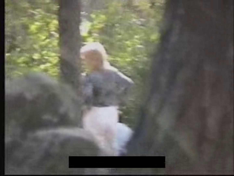 白人さんの野外排せつ盗撮vol.2 盗撮 | ギャルヌード  68画像 61