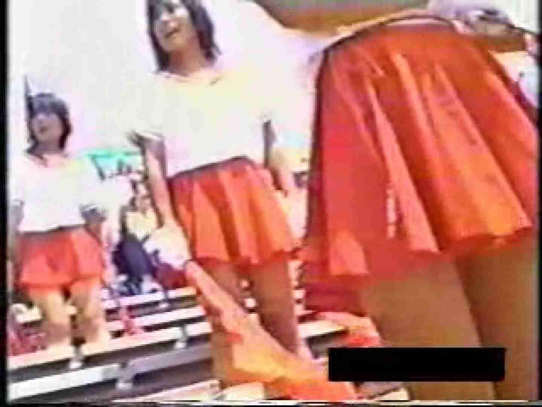 無修正エロ動画|熱闘!制服女子チアガール! vol.03|のぞき本舗 中村屋