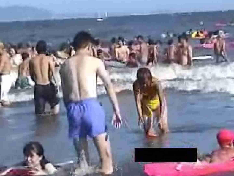 ポロりン ビーチ! 真夏の果実! vol.03 水着 セックス画像 106画像 63