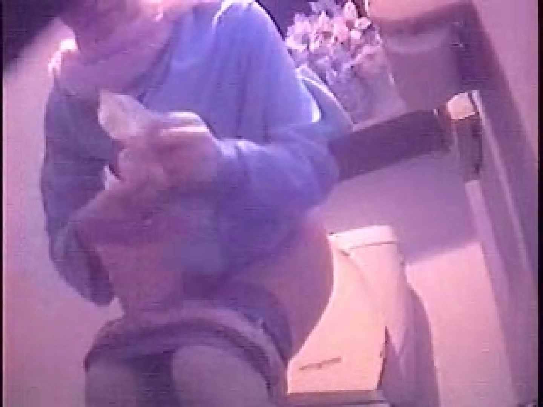美人洋式洗面所を2カメで盗撮! 厠 覗きオメコ動画キャプチャ 51画像 27