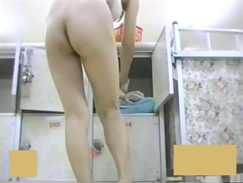 スーパー銭湯で見つけたお嬢さん vol.16 着替え  108画像 52