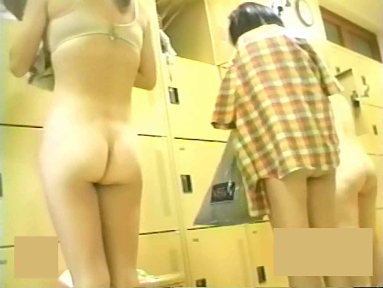 スーパー銭湯で見つけたお嬢さん vol.16 着替え  108画像 80