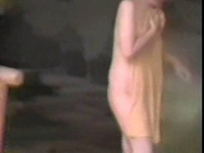 丘の上から女子風呂覗きました! 女子風呂 のぞき動画画像 92画像 55