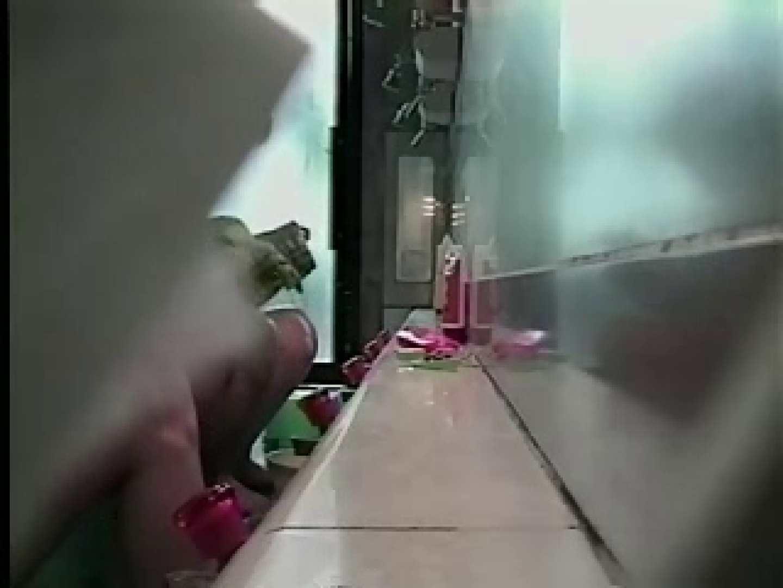 潜入!女子寮!脱衣所&洗い場&浴槽! vol.03 脱衣所 | 女子寮  99画像 37