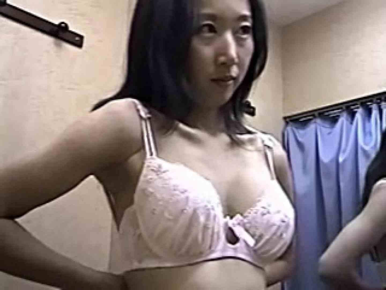高級ランジェリーショップの試着室! 巨乳編voi.4 巨乳 | お姉さんヌード  67画像 13