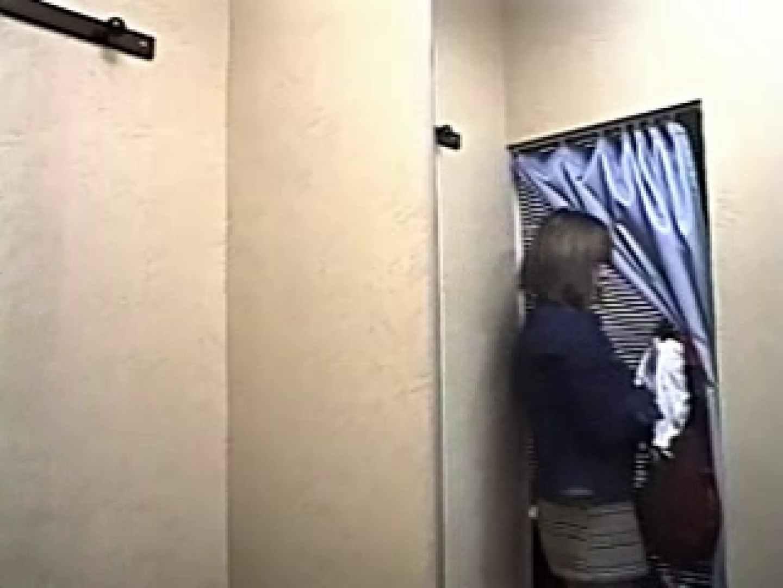 高級ランジェリーショップの試着室! 巨乳編voi.4 巨乳 | お姉さんヌード  67画像 67