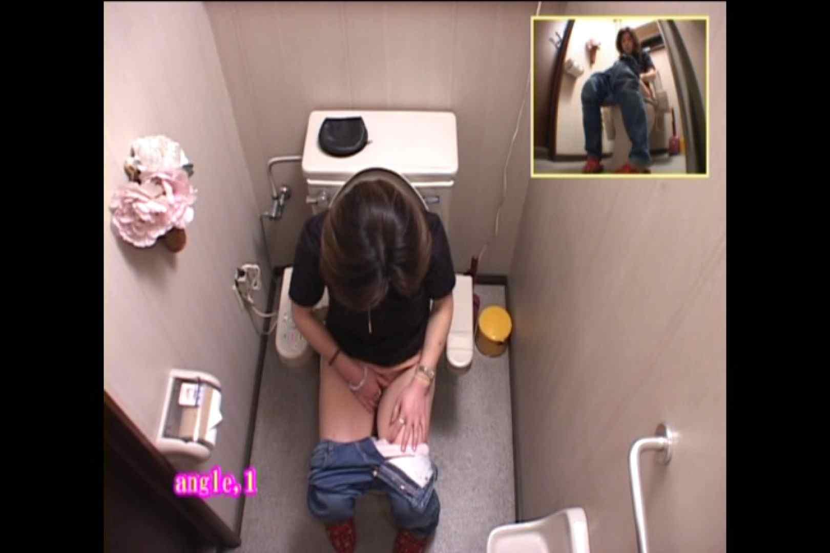 すいません入ってます! 個室独占オナニー! 厠 | オナニーする女性たち  91画像 1
