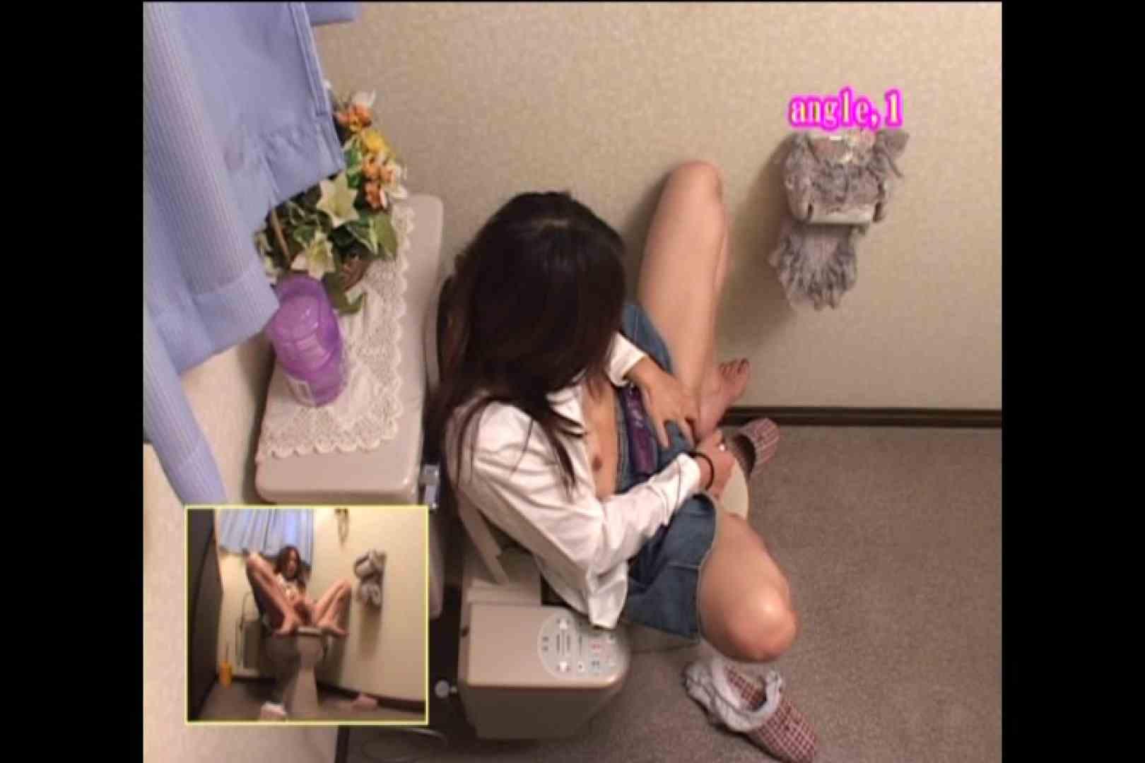 すいません入ってます! 個室独占オナニー! 厠 | オナニーする女性たち  91画像 25