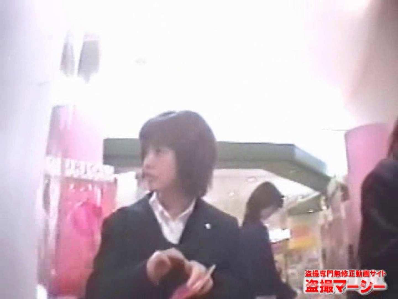 無修正エロ動画|街パン ストリート解禁制服女子パンチラ|のぞき本舗 中村屋