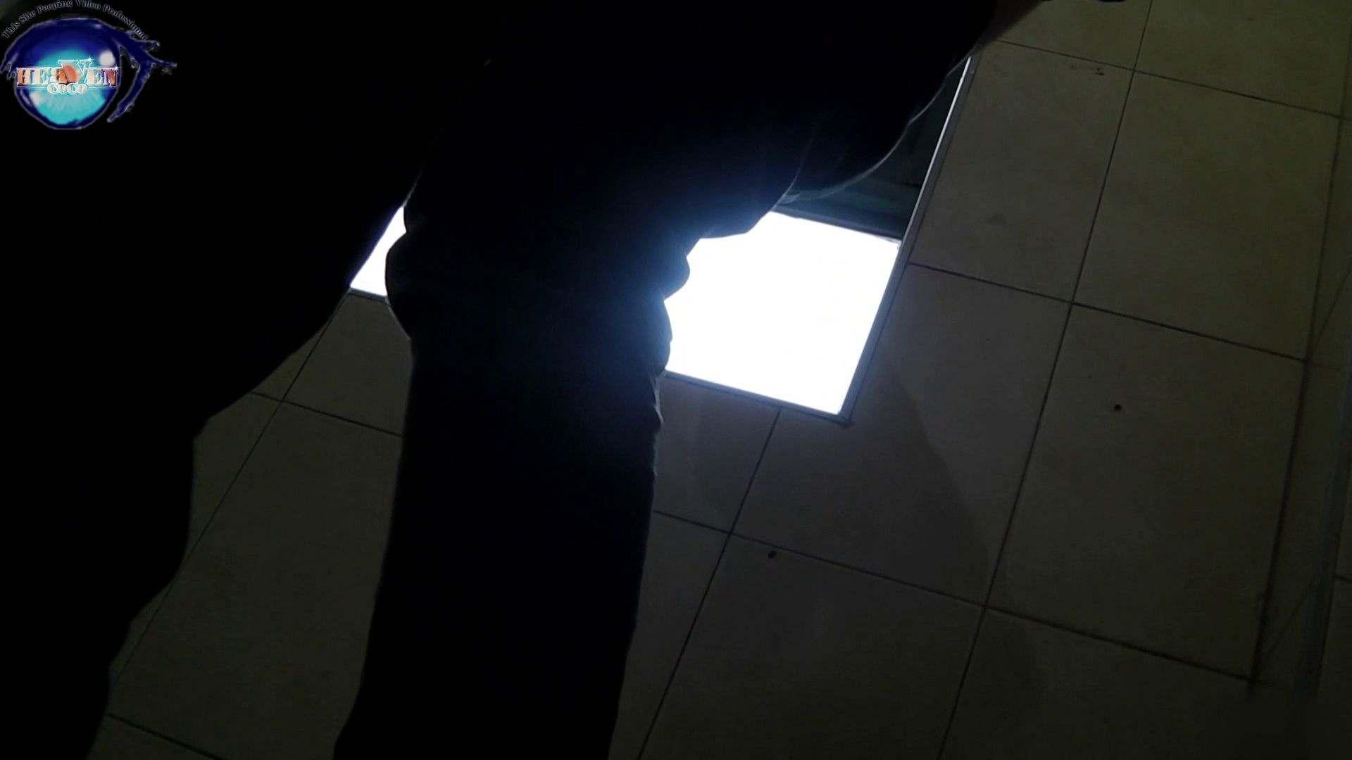 【世界の射窓から~ステーション編~】vol.31 携帯池ポチャ!テンパってパンツ上げるの忘れてます。前編 OLセックス  75画像 10