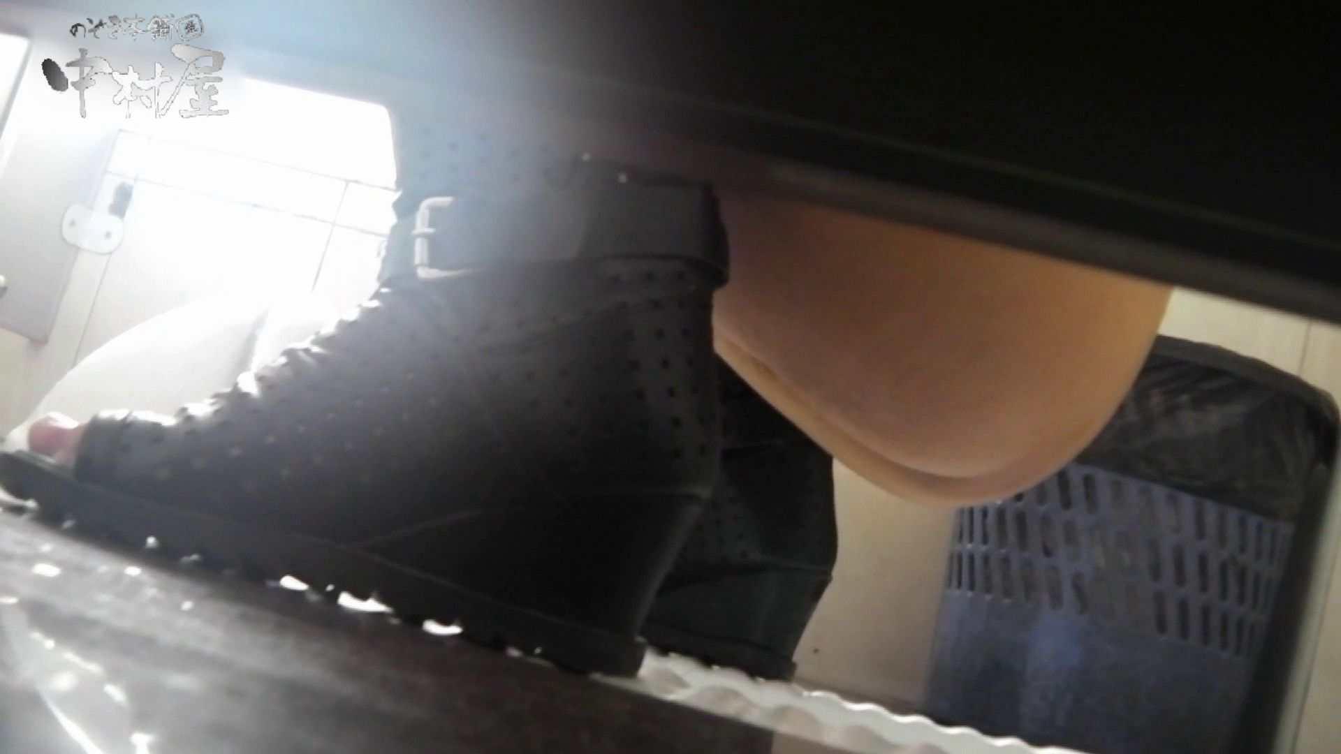 【世界の射窓から~ステーション編~】ステーション編 vol52 我慢して個室に入ったら。||:-)!! OLセックス | 0  51画像 23