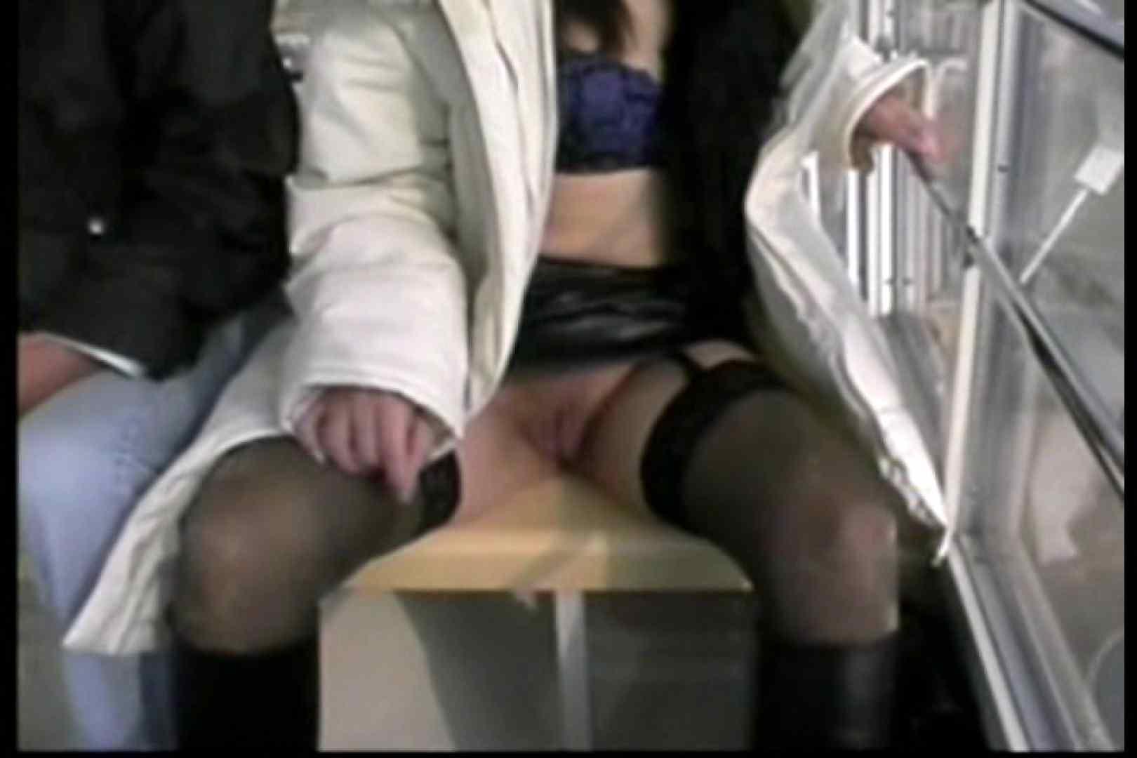 無修正エロ動画|美熟女の野外露出プレイ|大奥