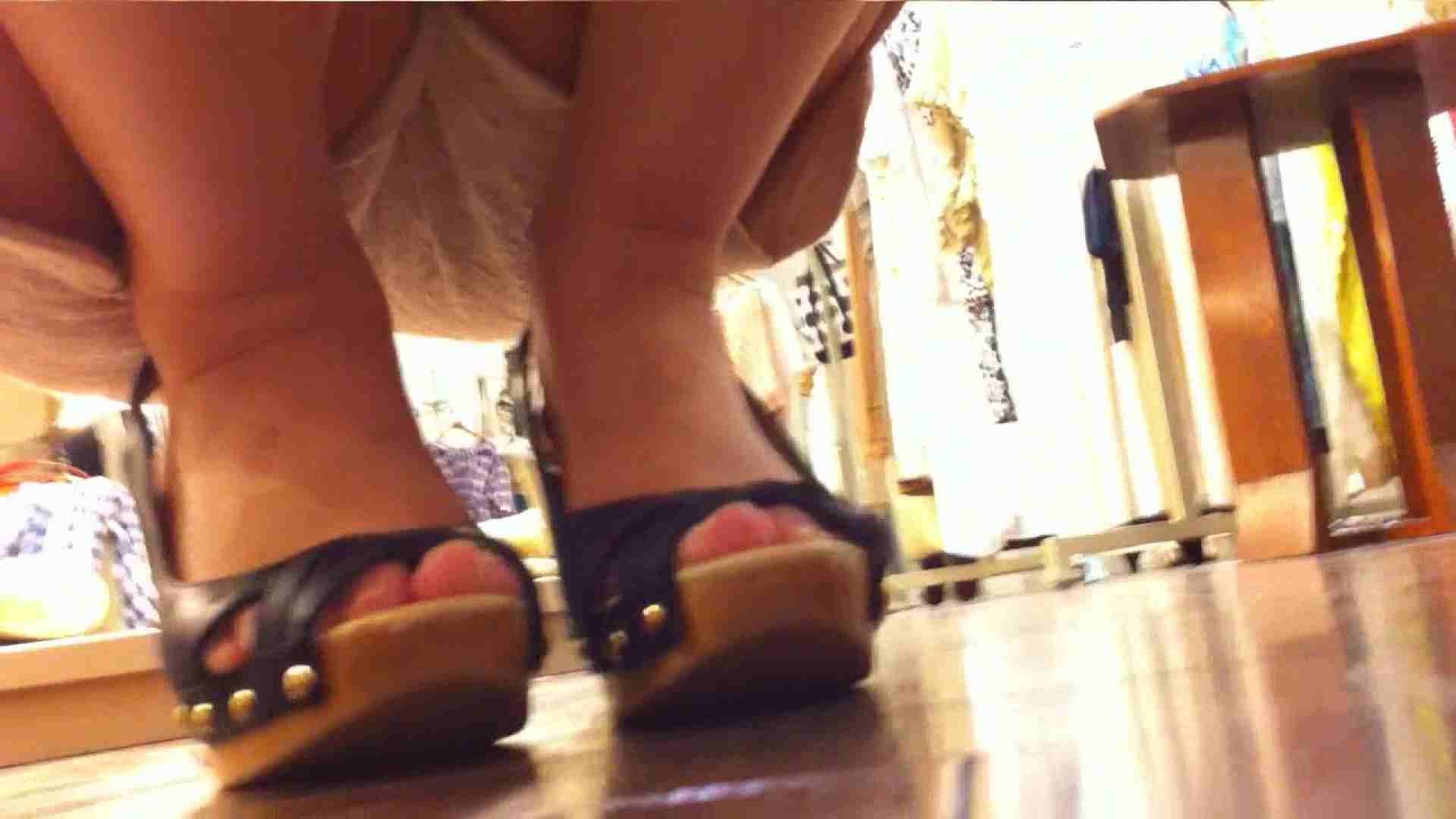 可愛いカリスマ店員限定‼胸チラ&パンチラ vol.12 OLセックス のぞきエロ無料画像 101画像 50