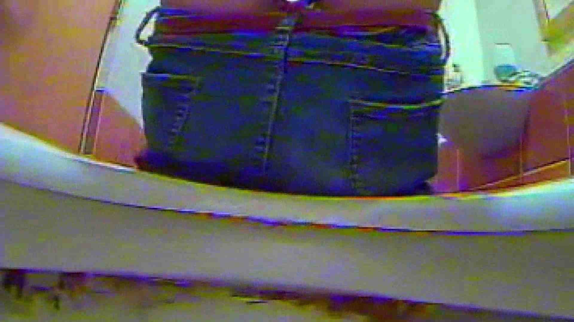 キレカワ女子大生の秘密の洗面所!Vol.012 リアル放尿 覗きおまんこ画像 50画像 45