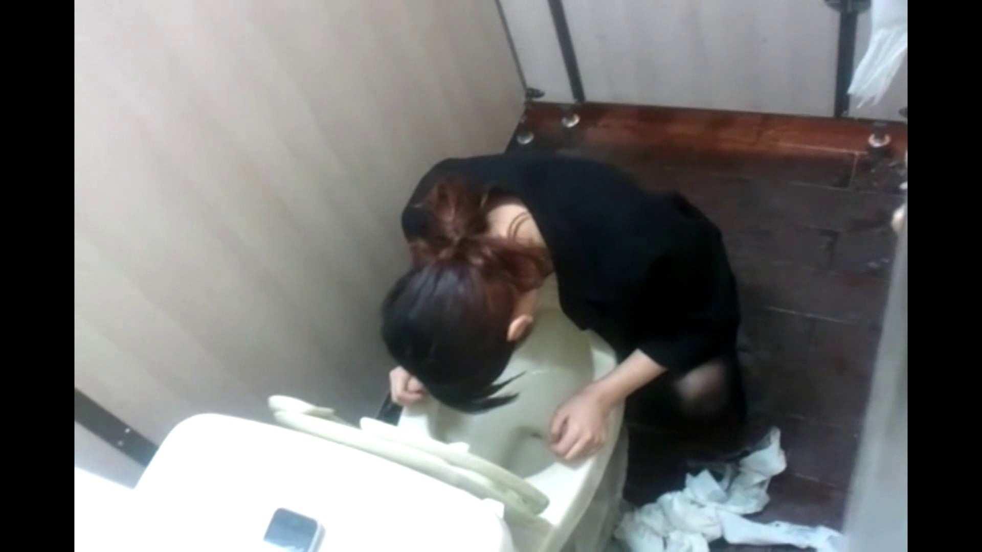 潜入!!韓国秘密のトイレ!Vol.05 女子トイレ 盗撮オメコ無修正動画無料 78画像 29