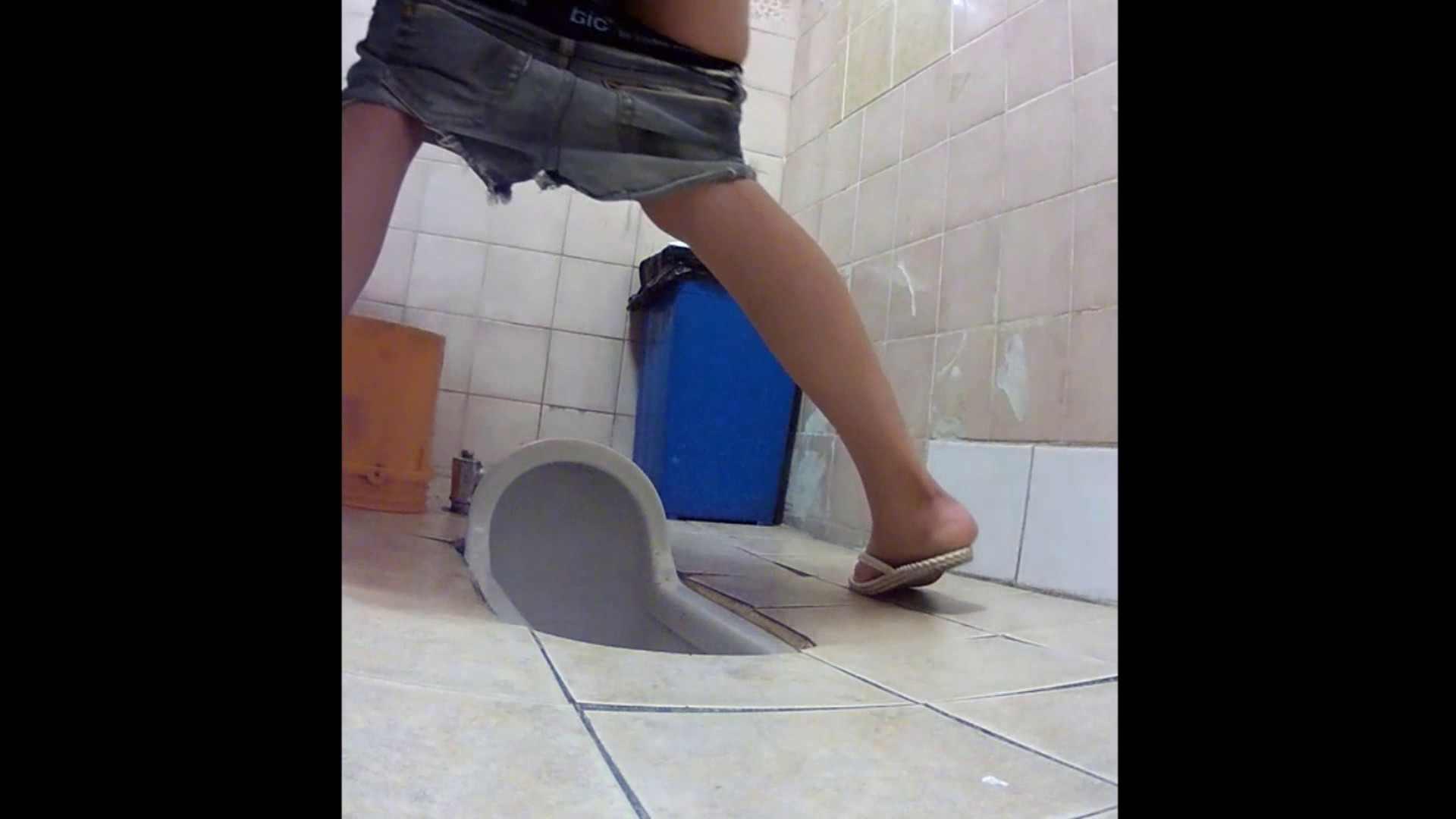 潜入!!韓国秘密のトイレ!Vol.06 OLセックス のぞきおめこ無修正画像 66画像 32