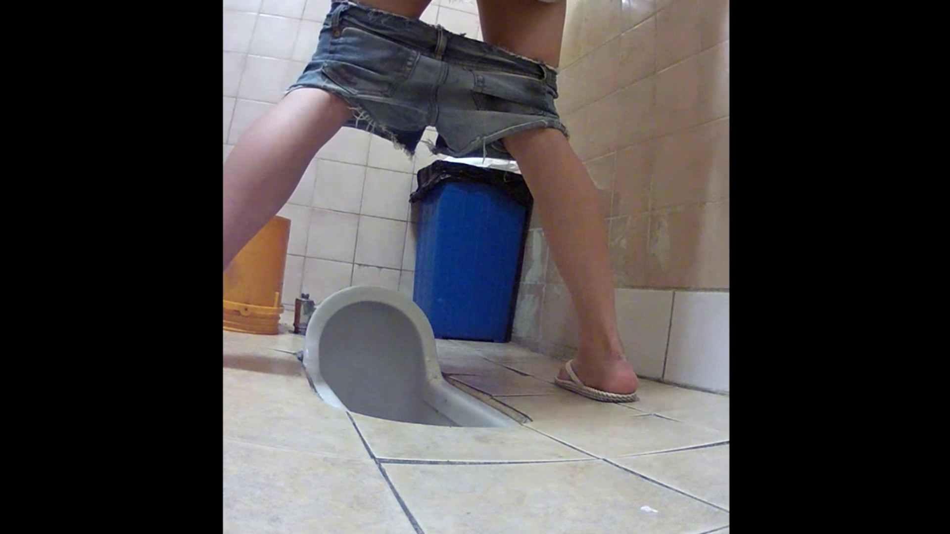 潜入!!韓国秘密のトイレ!Vol.06 女子トイレ 盗撮AV動画キャプチャ 66画像 34