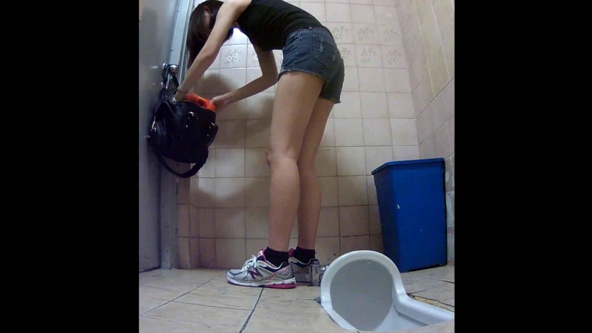 潜入!!韓国秘密のトイレ!Vol.06 トイレ 盗み撮りSEX無修正画像 66画像 53