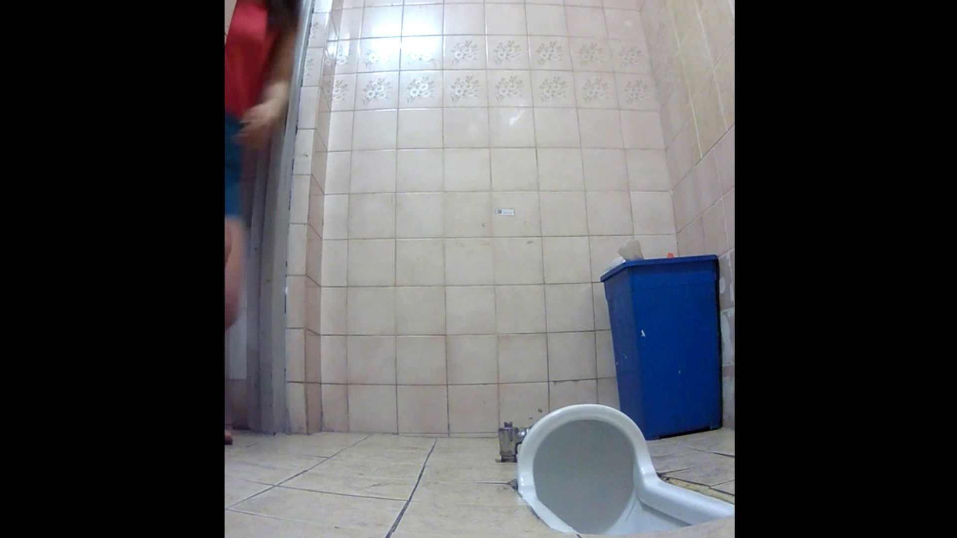 潜入!!韓国秘密のトイレ!Vol.06 女子トイレ 盗撮AV動画キャプチャ 66画像 59